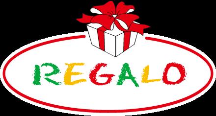 ジェラテリア・レガーロ ロゴ